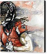 Julio Canvas Print by Michael  Pattison