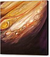 Jupiter Canvas Print by Sheila Diemert