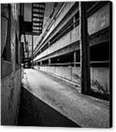 Just Another Side Alley Canvas Print by Bob Orsillo
