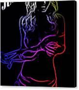 Just Sex Canvas Print by Steve K