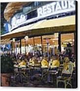 Kampinski Ecke Canvas Print by Michael Swanson
