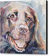 Kayla Canvas Print by Kimberly Santini