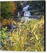 Kent Falls Canvas Print by Bill Wakeley