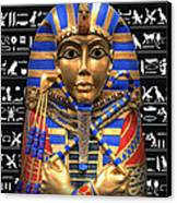 King Of Egypt Canvas Print by Daniel Hagerman