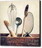 Kitchenware Canvas Print by Priska Wettstein