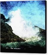 Kona Sea Canvas Print by Athala Carole Bruckner