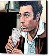 Kramer Canvas Print by Tom Roderick