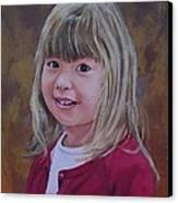 Kyra Canvas Print by Sharon Duguay
