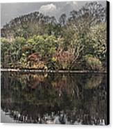 Lake Isle Of Inishfree 2 Canvas Print by Michael David Murphy