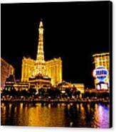 Las Vegas 012 Canvas Print by Lance Vaughn