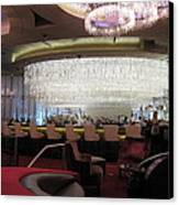 Las Vegas - Cosmopolitan Casino - 12123 Canvas Print by DC Photographer
