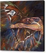 Last Flight Canvas Print by Karina Llergo Salto