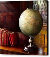 Lawyer - A World Traveler Canvas Print by Mike Savad