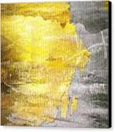 Layers Canvas Print by Brett Pfister