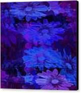 Layers Canvas Print by Tatiacha  Bhodsvatan