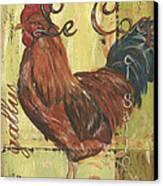 Le Coq Canvas Print by Debbie DeWitt