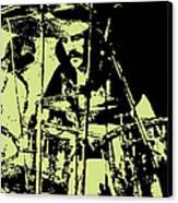 Led Zeppelin No.05 Canvas Print by Caio Caldas