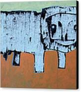 LEO Canvas Print by Mark M  Mellon
