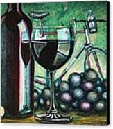 L'eroica Still Life Canvas Print by Mark Howard Jones