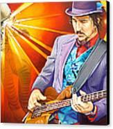 Les Claypool's-sonic Boom Canvas Print by Joshua Morton
