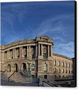 Library Of Congress - Washington Dc - 011324 Canvas Print by DC Photographer