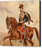 Lieutenant Colonel James Thomas Brudenell  Canvas Print by Alfred de Prades