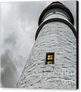 Lighthouse Canvas Print by Diane Diederich