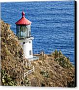 Lighthouse Canvas Print by Juli Scalzi