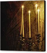 Lighting The Way Canvas Print by Margie Hurwich