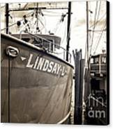 Lindsay L Canvas Print by John Rizzuto