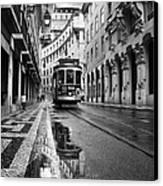 Lisbon Canvas Print by Jorge Maia