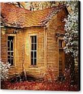 Little Old School House II Canvas Print by Julie Dant