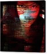 Looking Through Canvas Print by Gun Legler