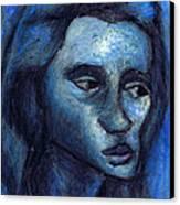 Lost Canvas Print by Kamil Swiatek