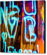 Love And Something Else Canvas Print by Bob Orsillo
