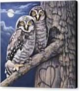 Loving You Canvas Print by John Zaccheo