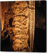 Luray Caverns - 1212122 Canvas Print by DC Photographer