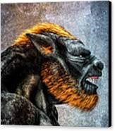 Lycan Canvas Print by Bob Orsillo