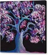 Magic Tree Canvas Print by Anastasiya Malakhova