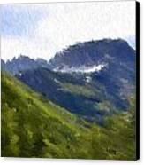 Majestic Canvas Print by Kevin Bone