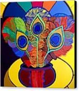 Mariantonia Canvas Print by Jose Miguel Perez Hernandez