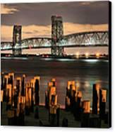 Marine Parkway Bridge Canvas Print by JC Findley