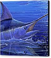 Marlin Mirror Off0022 Canvas Print by Carey Chen