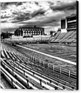 Martin Stadium On The Washington State University Campus Canvas Print by David Patterson