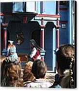 Maryland Renaissance Festival - A Fool Named O - 121221 Canvas Print by DC Photographer