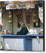 Maryland Renaissance Festival - Merchants - 121252 Canvas Print by DC Photographer