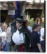 Maryland Renaissance Festival - People - 1212108 Canvas Print by DC Photographer