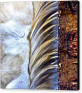 Zen Weir Canvas Print by EXparte SE