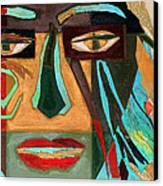 Medusa Canvas Print by Diane Fine