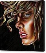 Medusa No. One Canvas Print by Hiroko Sakai